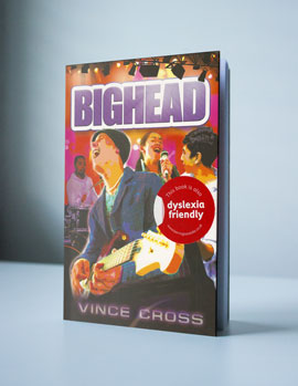 Bighead by Author Vince Cross